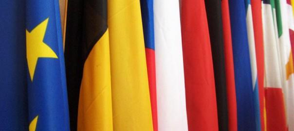 Steaguri țări din Uniunea Europeană