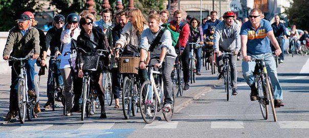 Campania Europa, să mergem cu bicicleta