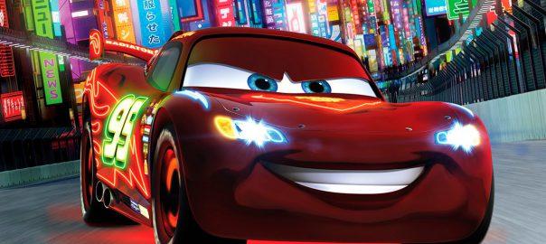 Cars, masina vedeta de film