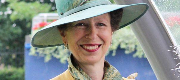 Printesa Anne a Marii Britanii
