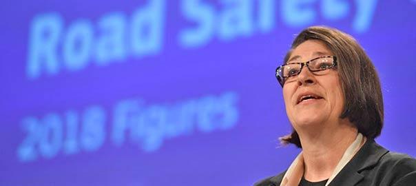 Violeta Bulc, Comisar european transporturi